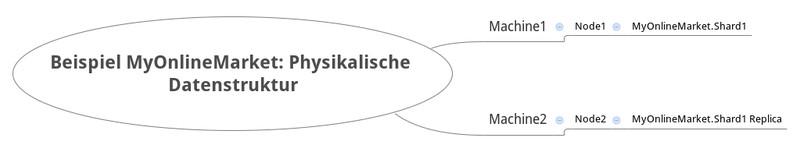 Infografik #6: ElasticSearch Beispiel MyOnlineMarket: Physikalisch
