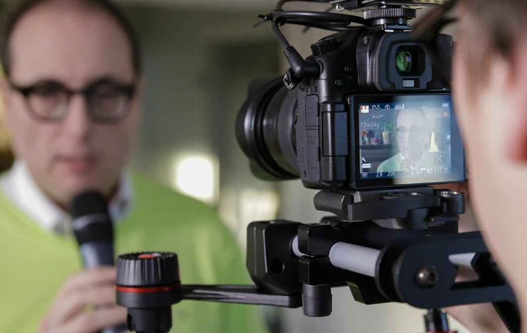 """Das YouTube-Format """"Wins-and-Fails"""" bringt es im Interview an den Tag: Was macht den Unternehmer aus? Was kann er uns weitergeben? (fb)"""